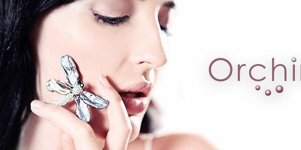 Luxusné šperky z perál a polodrahokamov Orchira