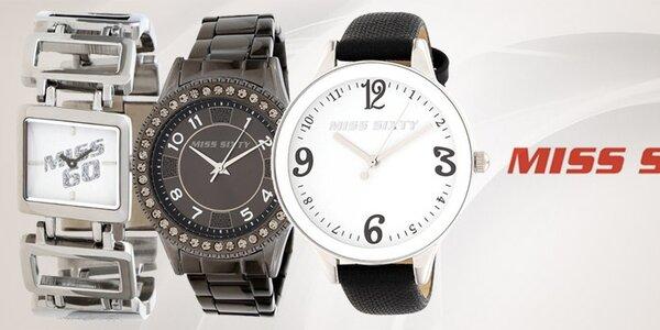 Mladistvé a štýlové hodinky Miss Sixty