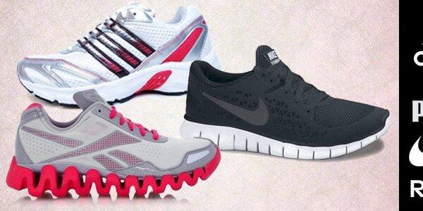 Dámske tenisky Nike, Adidas, Puma