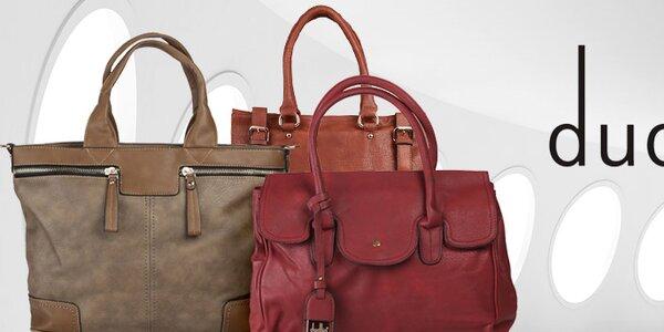 Dámske kabelky s talianskym šmrncom Dudlin