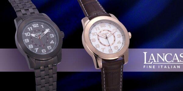 Luxusné pánske hodinky Lancaster