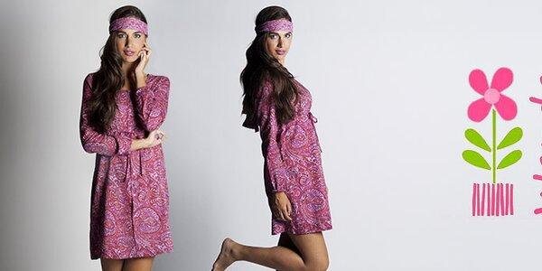 Romantická bavlnená móda Wanda
