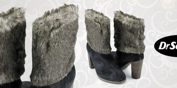V teple a pohodlí s elegantnými topánkami Dr. Scholl