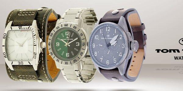 Elegantné a nadčasové hodinky Tom Tailor