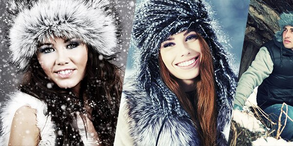 Oblečte sa do zimy!