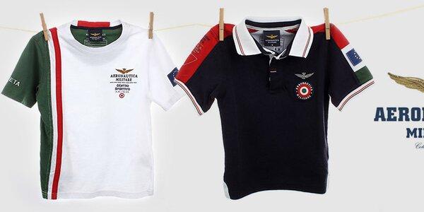 Kvalitné detské oblečenie Aeronautica Militare