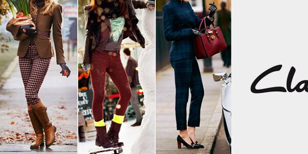 Elegantné a pohodlné dámske topánky Clarks