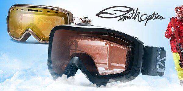 Štýlové lyžiarske okuliare Smith Optics už od 22,99€
