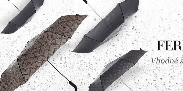 Nadčasové pánske dáždniky Ferré Milano
