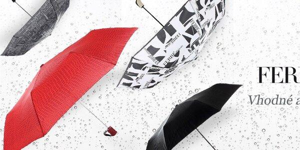 Štýlové dámske dáždniky Ferré Milano
