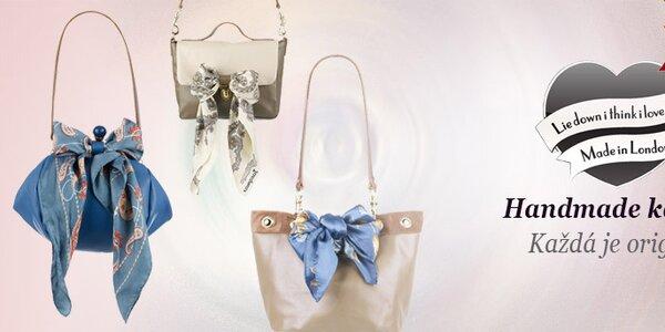 Ručne vyrobené kabelky Liedownithinkiloveyou