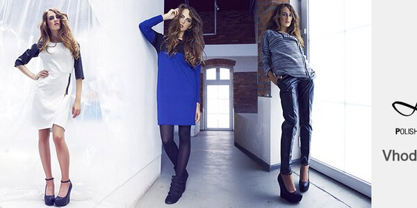 Elegantná mestská móda z Poľska Lanti