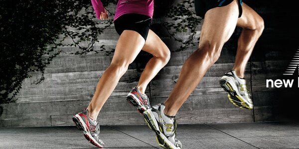 Špičková bežecká obuv New Balance