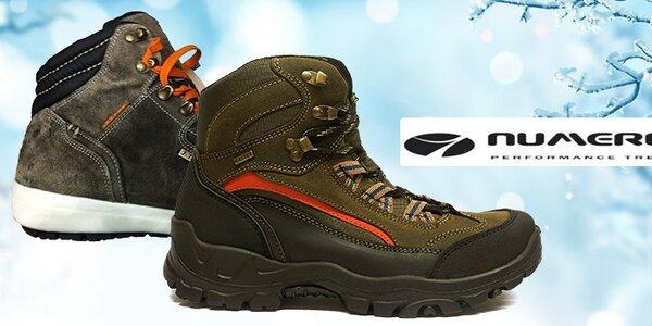 Pohodlná pánska outdoorová obuv Numero Uno