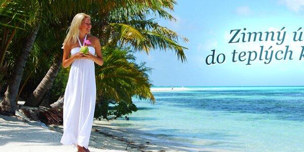 Oblečte sa na zimnú exotickú dovolenku skladom už od 12€