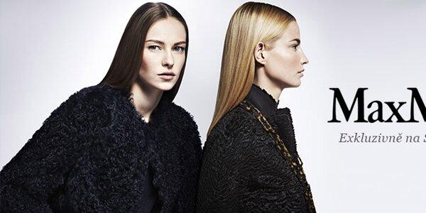 Luxusná jesenná a zimná móda Max Mara