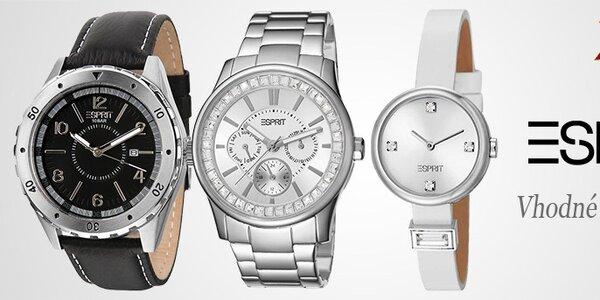 Elegantné a nadčasové hodinky Esprit