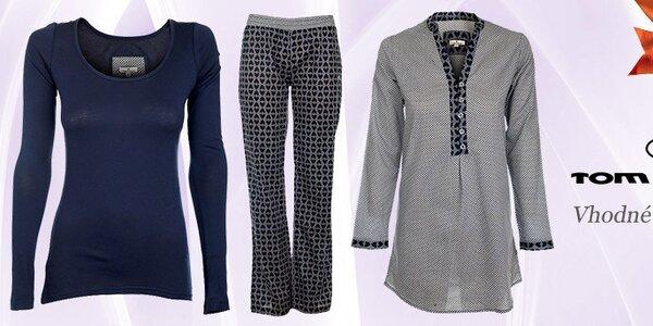 Štýlové dámske pyžamá a nočné košele Tom Tailor