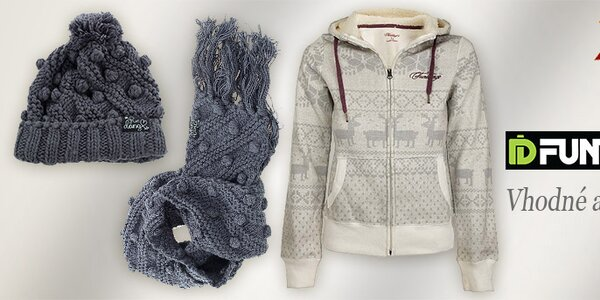 Dámske streetové oblečenie a doplnky Fundango