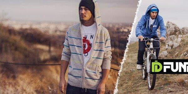 Pánske streetové oblečenie a doplnky Fundango