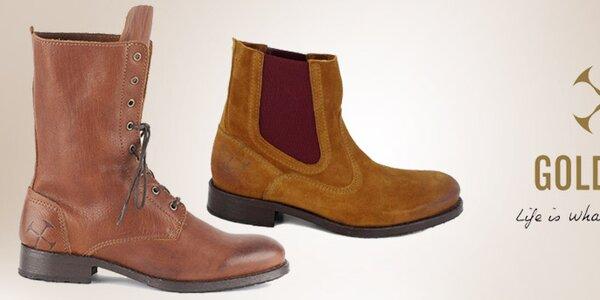 Goldmud - dokonalé a nadčasové dámske topánky