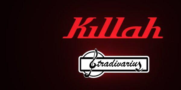 Dámske džínsy a topy Stradivarius a Killah