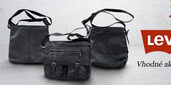 Legendárne casual kabelky Levi's