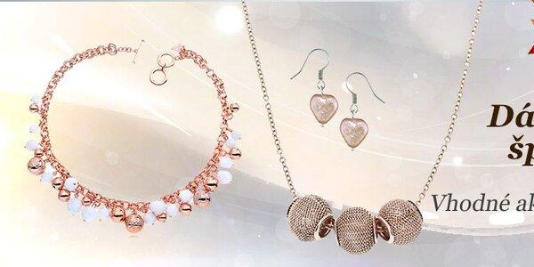 Originálne dámske šperky pre vaše milé! Doručenie do 2 dní.