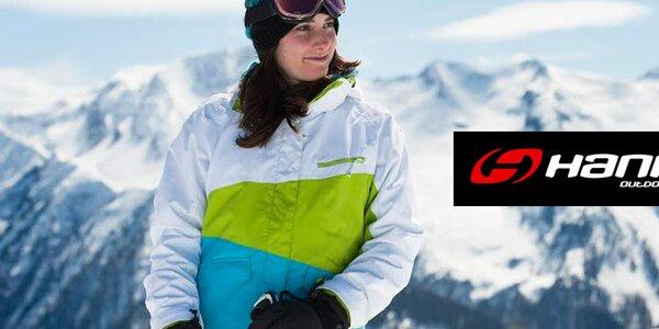 Dámske oblečenie na lyže a funkčná bielizeň Hannah