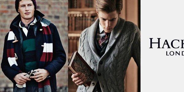 Bezchybná britská móda pre pánov Hackett London