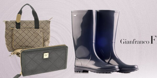 Luxusné dámske doplnky a obuv Gianfranco Ferré