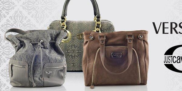 Jedinečné dámske kabelky Just Cavalli a Versace