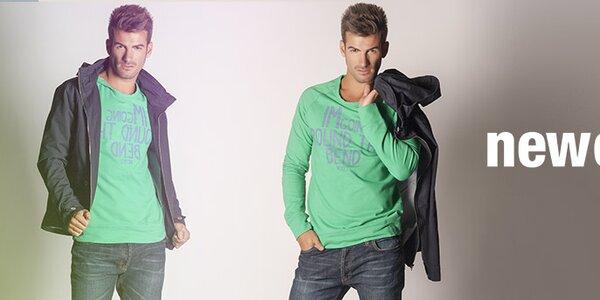 Španielska voľnočasová móda pre pánov New Caro