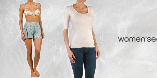 Dámska spodná bielizeň a domáce oblečenie Women'Secret