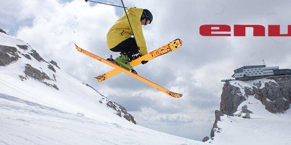 Pánske športové oblečenie na lyže aj snowboard Envy
