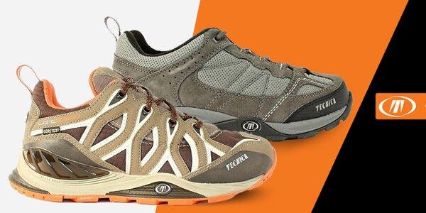 Kvalitné dámske trekové a športové topánky Tecnica