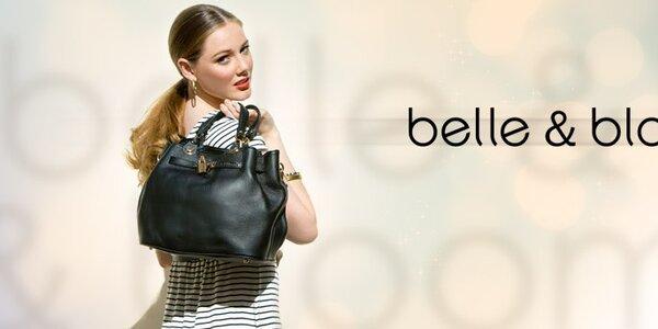 Originálne kabelky, šatky a peňaženky pre dámy Belle & Bloom