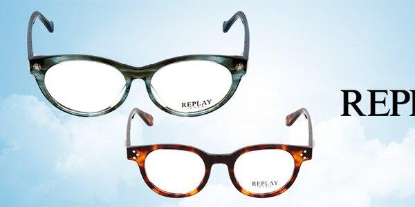 Pozrite sa na svet štýlovými okuliarmi Replay