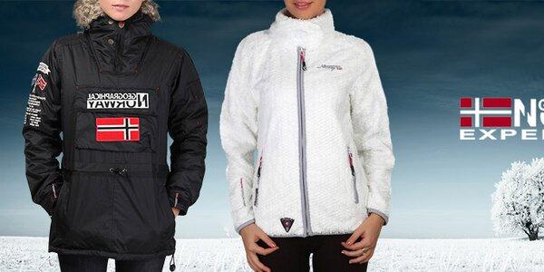 Dámske oblečenie Geographical Norway - užite si zimu!