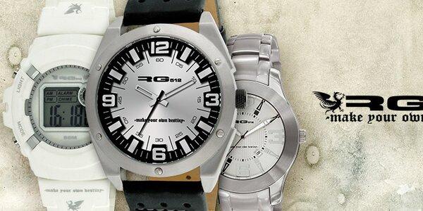 Francúzske hodinky RG512 pre výstredných týpkov aj športovcov