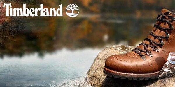 Kvalitné topánky do prírody aj do mesta Timberland