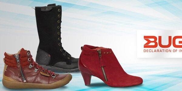 Dámske topánky Buggy - vždy elegantné, kvalitné aj trendy