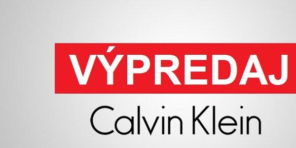 Štýlové oblečenie a doplnky Calvin Klein - všetko skladom!