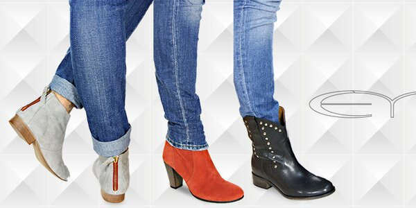 Dámska obuv Eye - čižmy, štýlové tenisky aj módne chelsea topánky