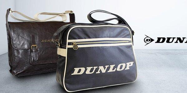 Tašky a ruksaky Dunlop - obľúbené štýlové retro