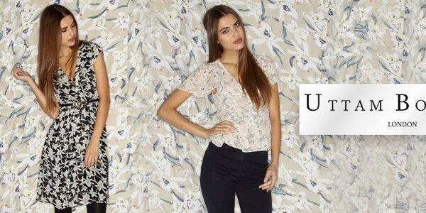 Romantická aj elegantná dámska móda Uttam Boutique