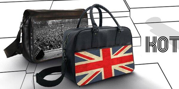 Francúzske streetové tašky a kabelky Kothai