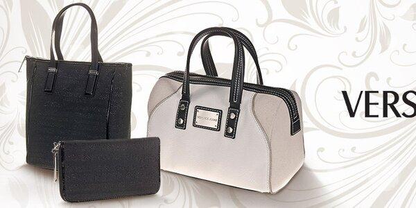 Luxusné dámske kabelky, topánky a peňaženky Versace Jeans
