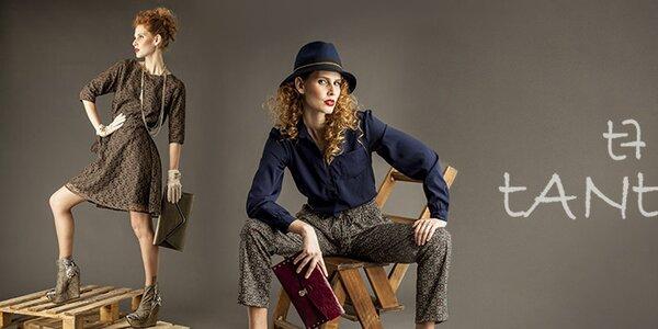 Originálne španielske dámske oblečenie a doplnky Tantra