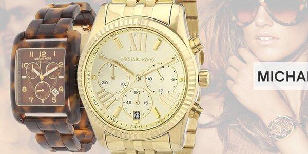 Luxusné dámske designové hodinky Michael Kors